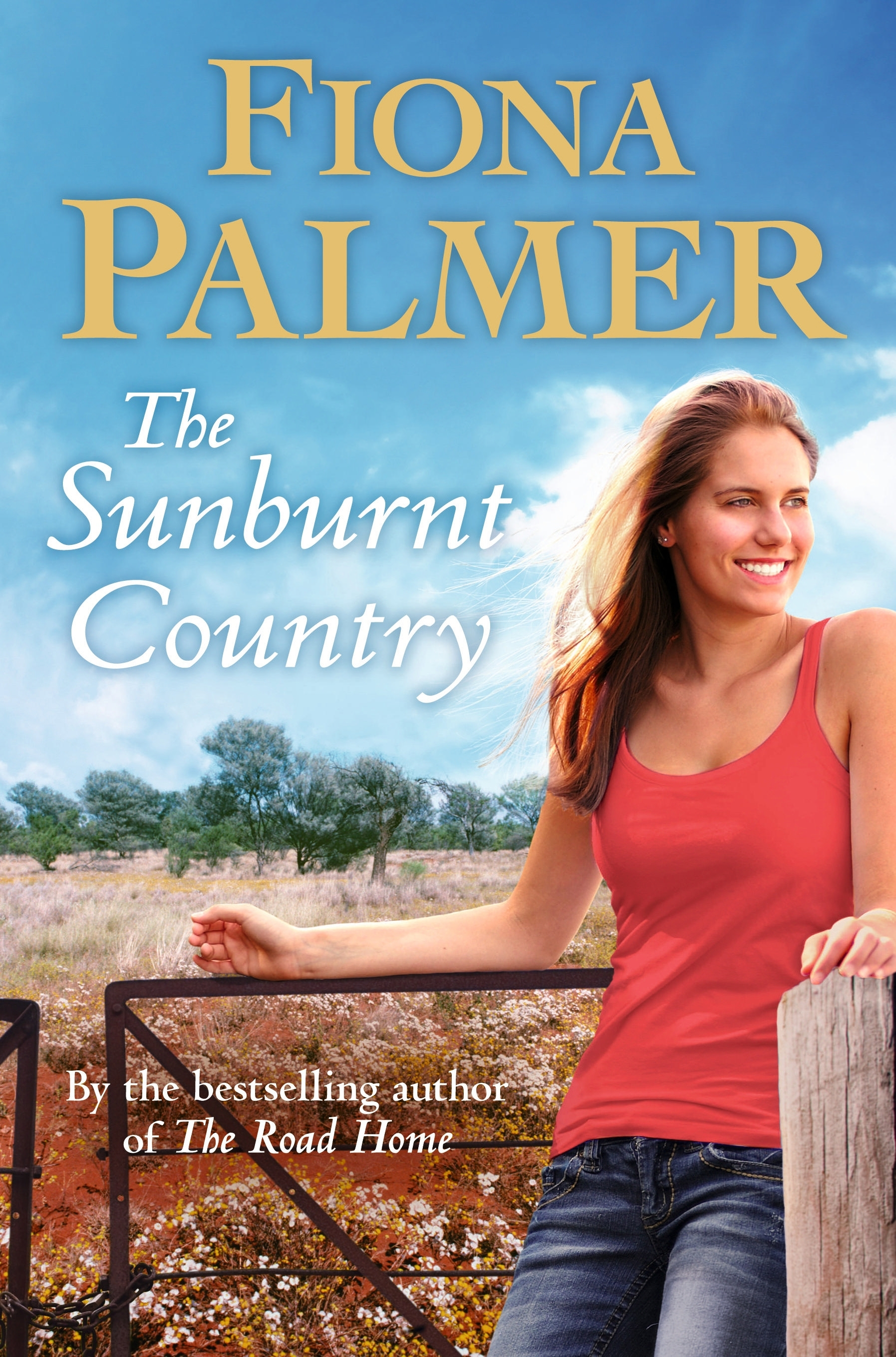 Book Cover: The Sunburnt Country