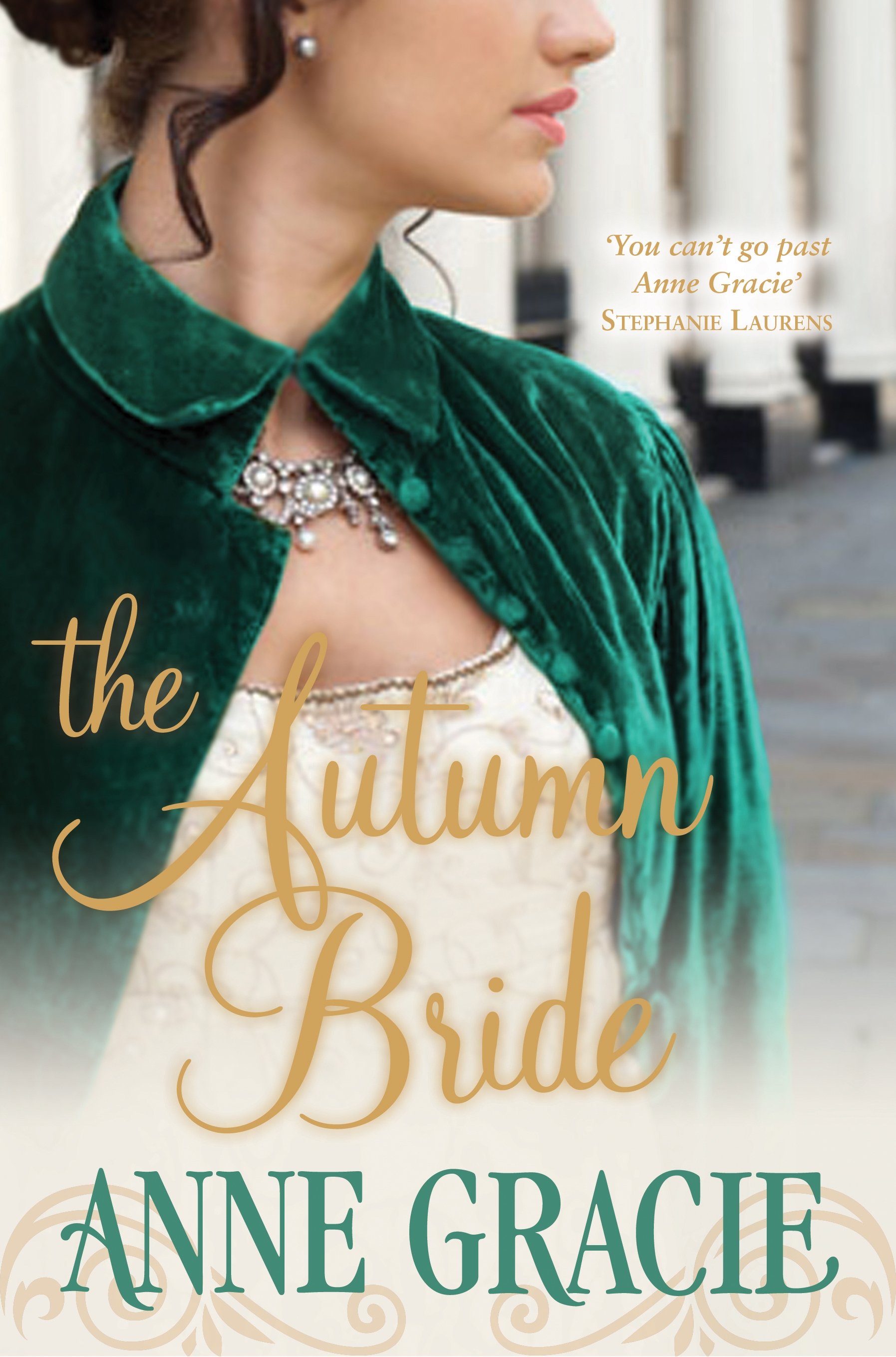 Book Cover: The Autumn Bride