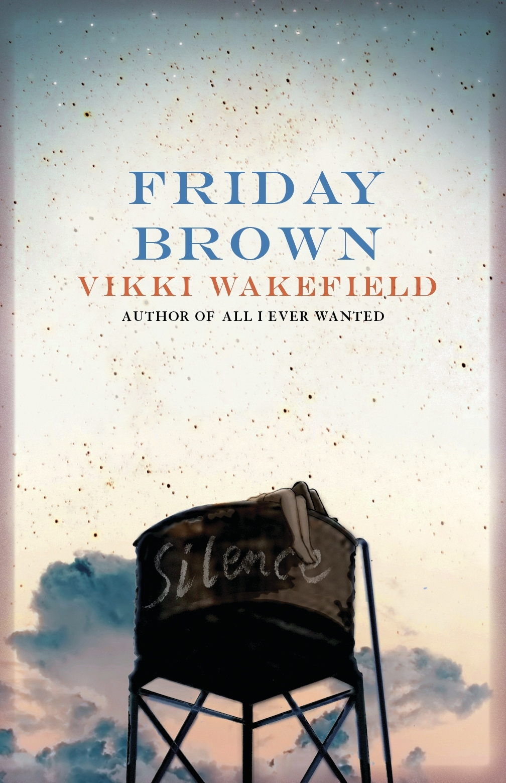 Book Cover:  Friday Brown