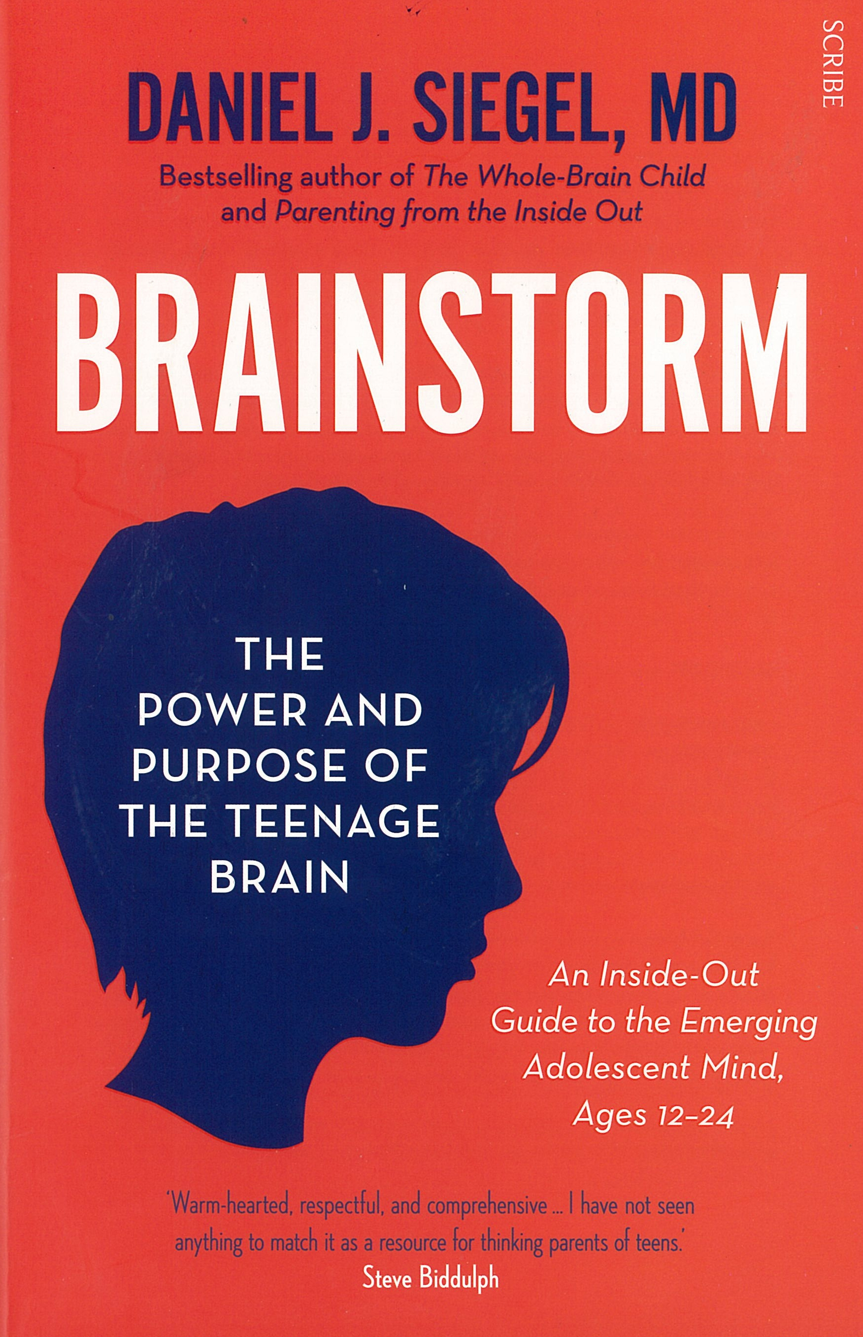 Picture of Brainstorm: The Power and Purpose of the Teenage Brain