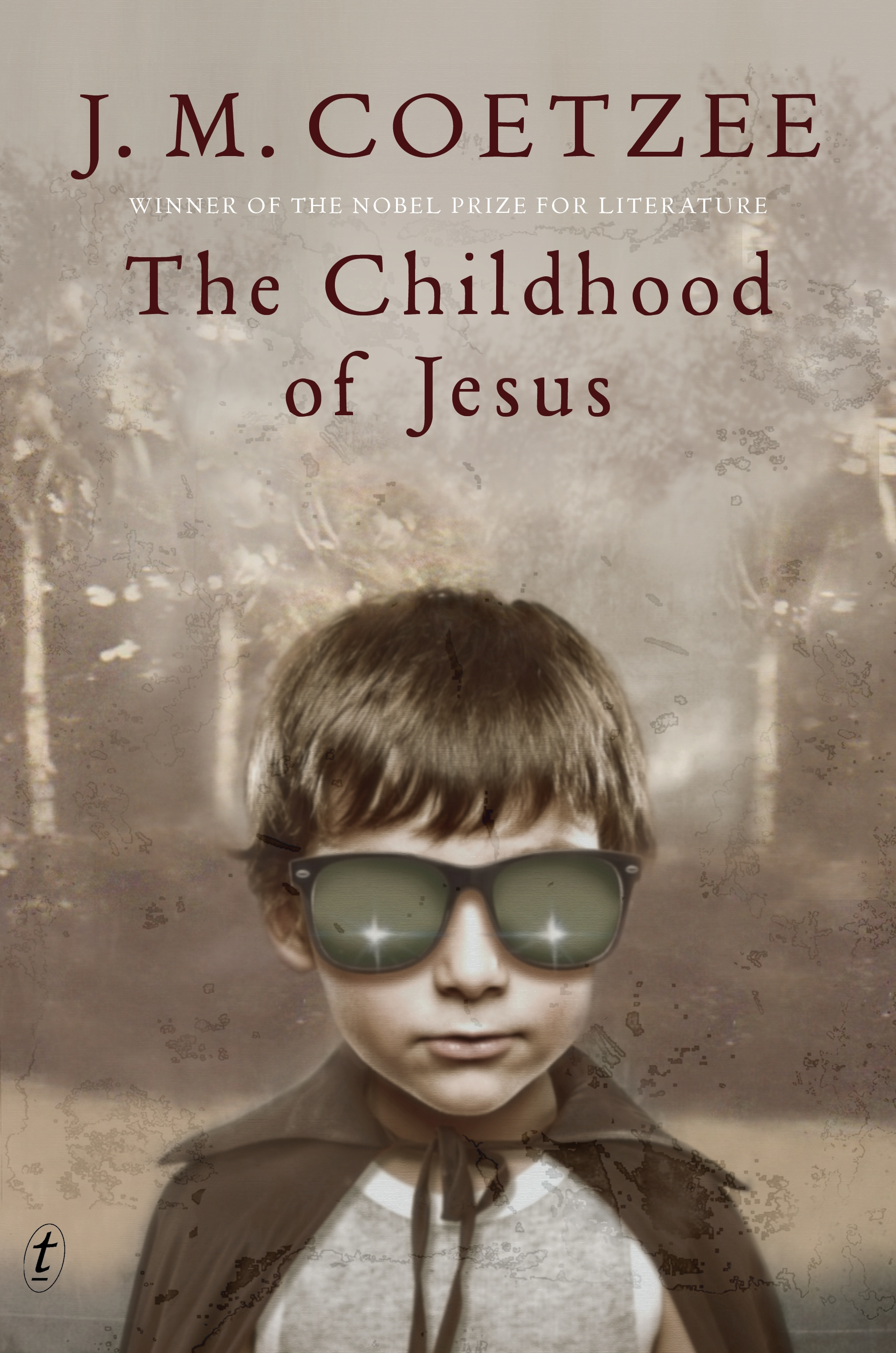 Book Cover: The Childhood of Jesus
