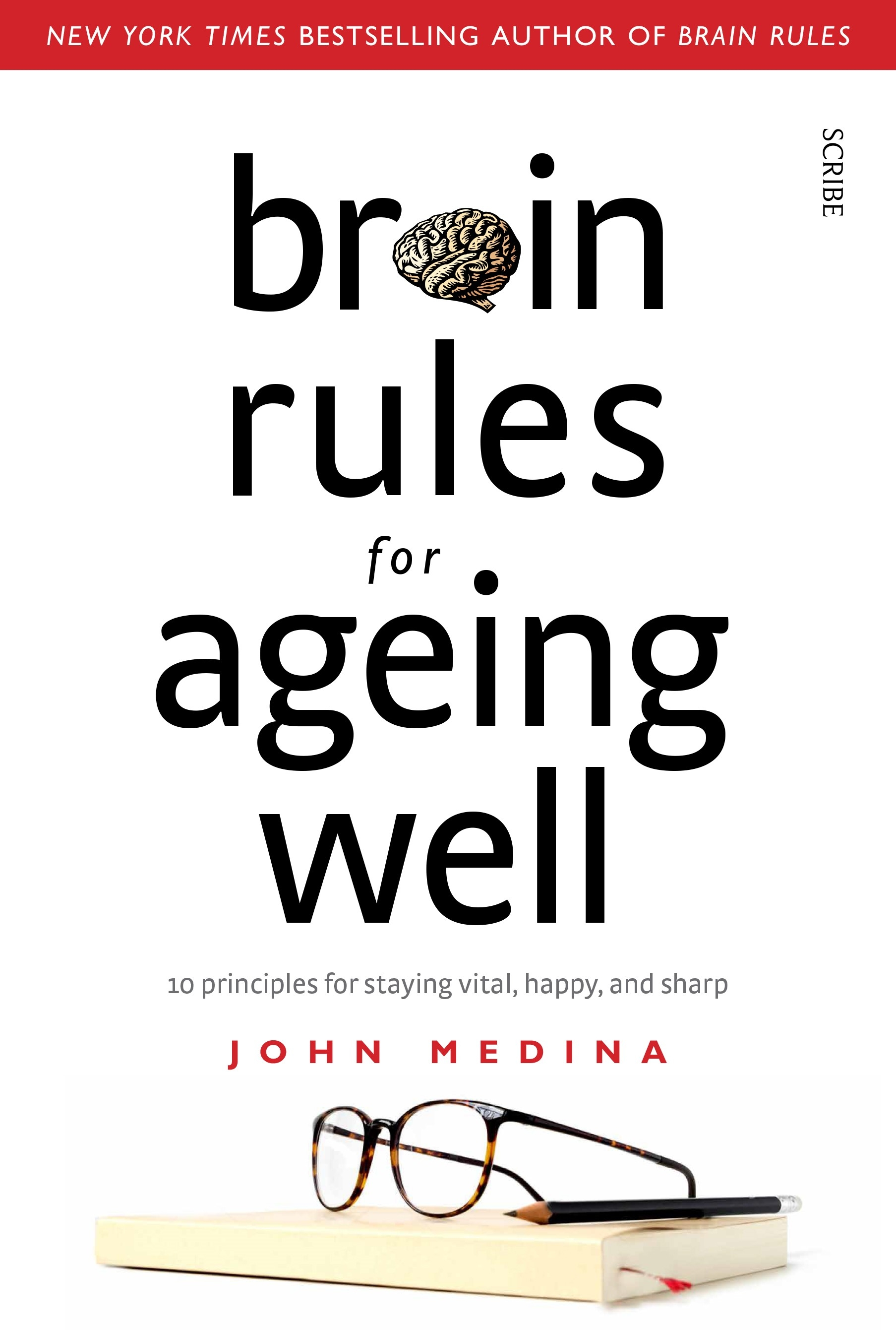 Picture of Brain Rules for Ageing Well: 10 Principles for Staying Vital, Happy, and Sharp
