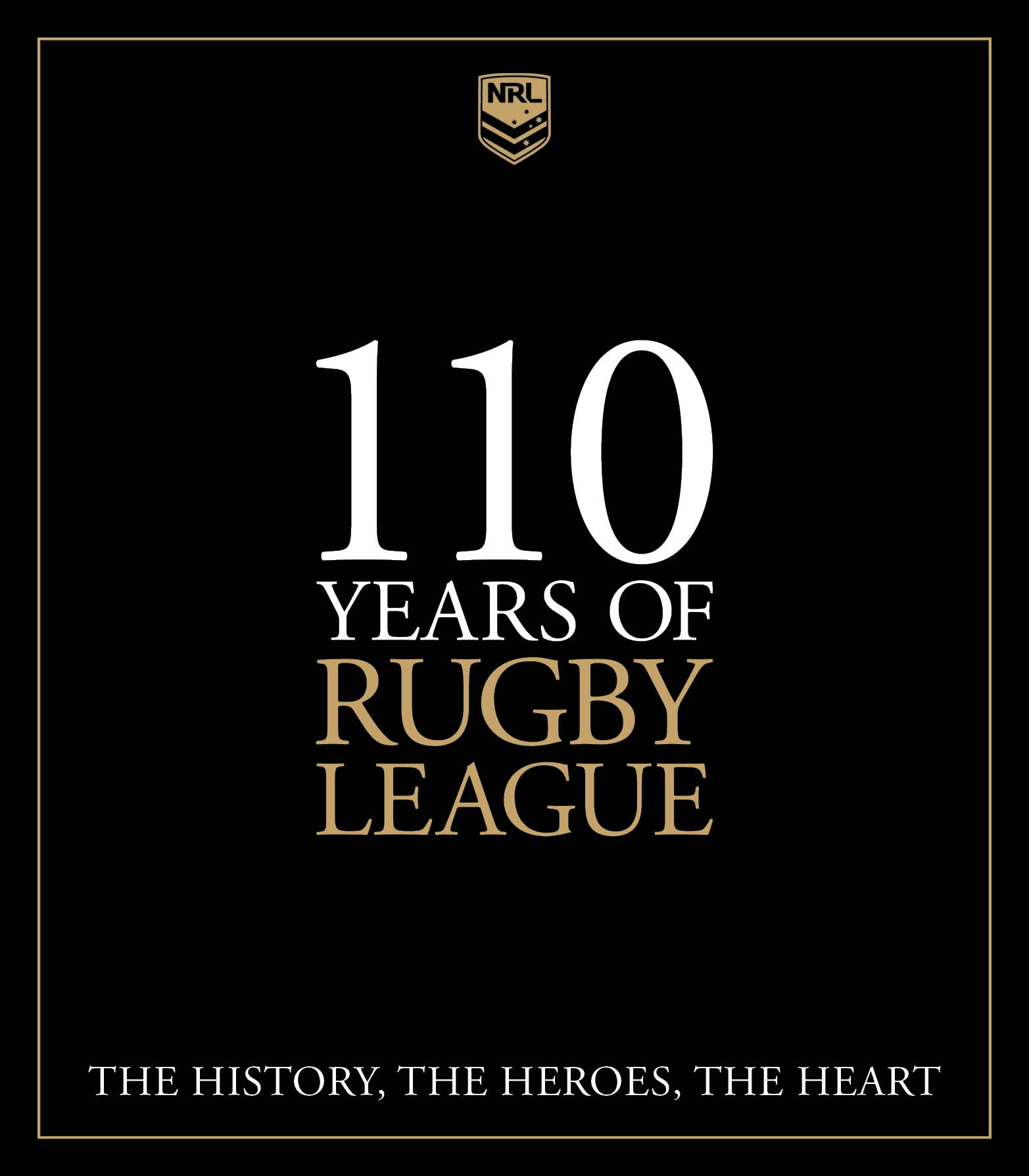 110 Years of Rugby League