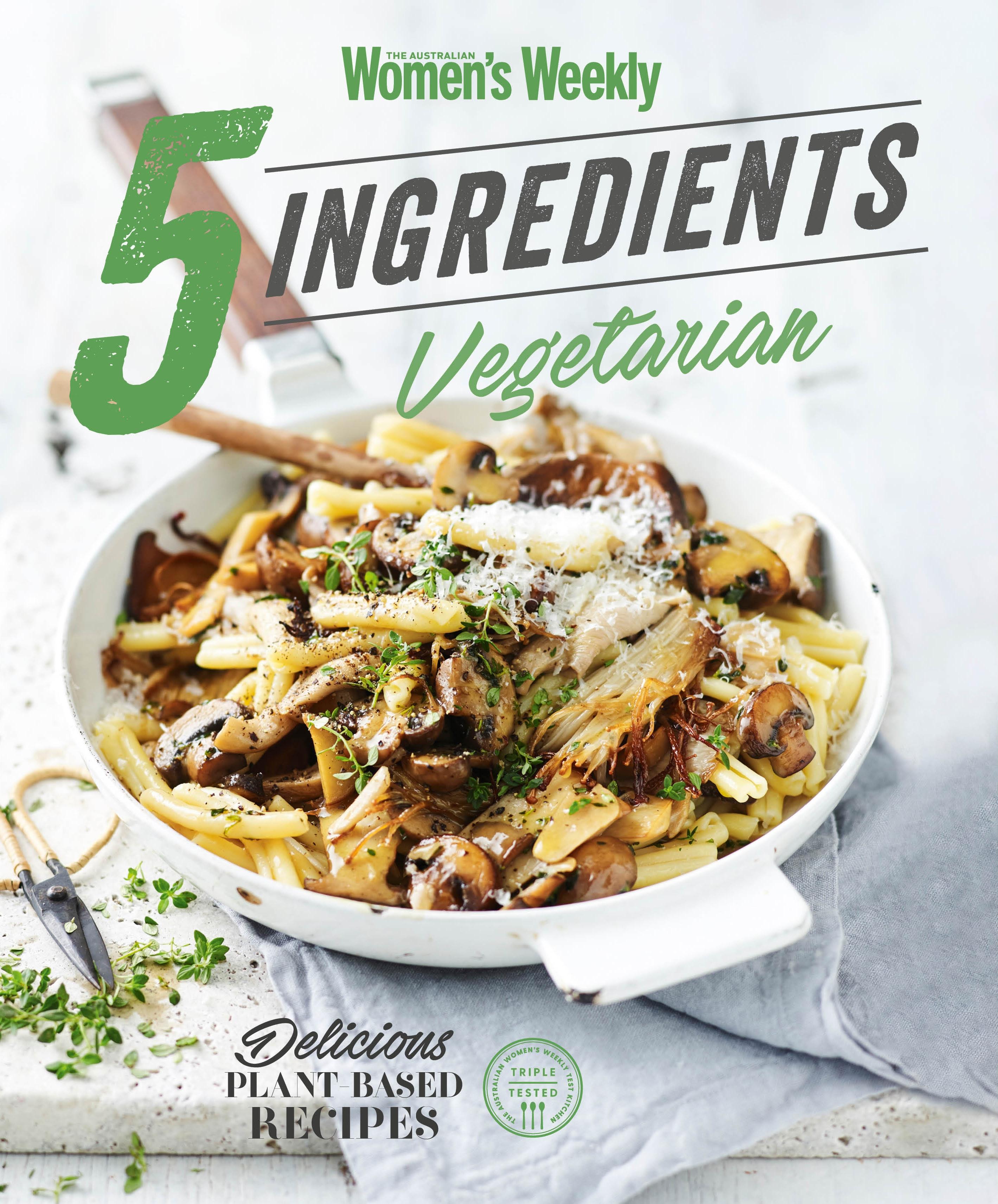 5 Ingredients Vegetarian