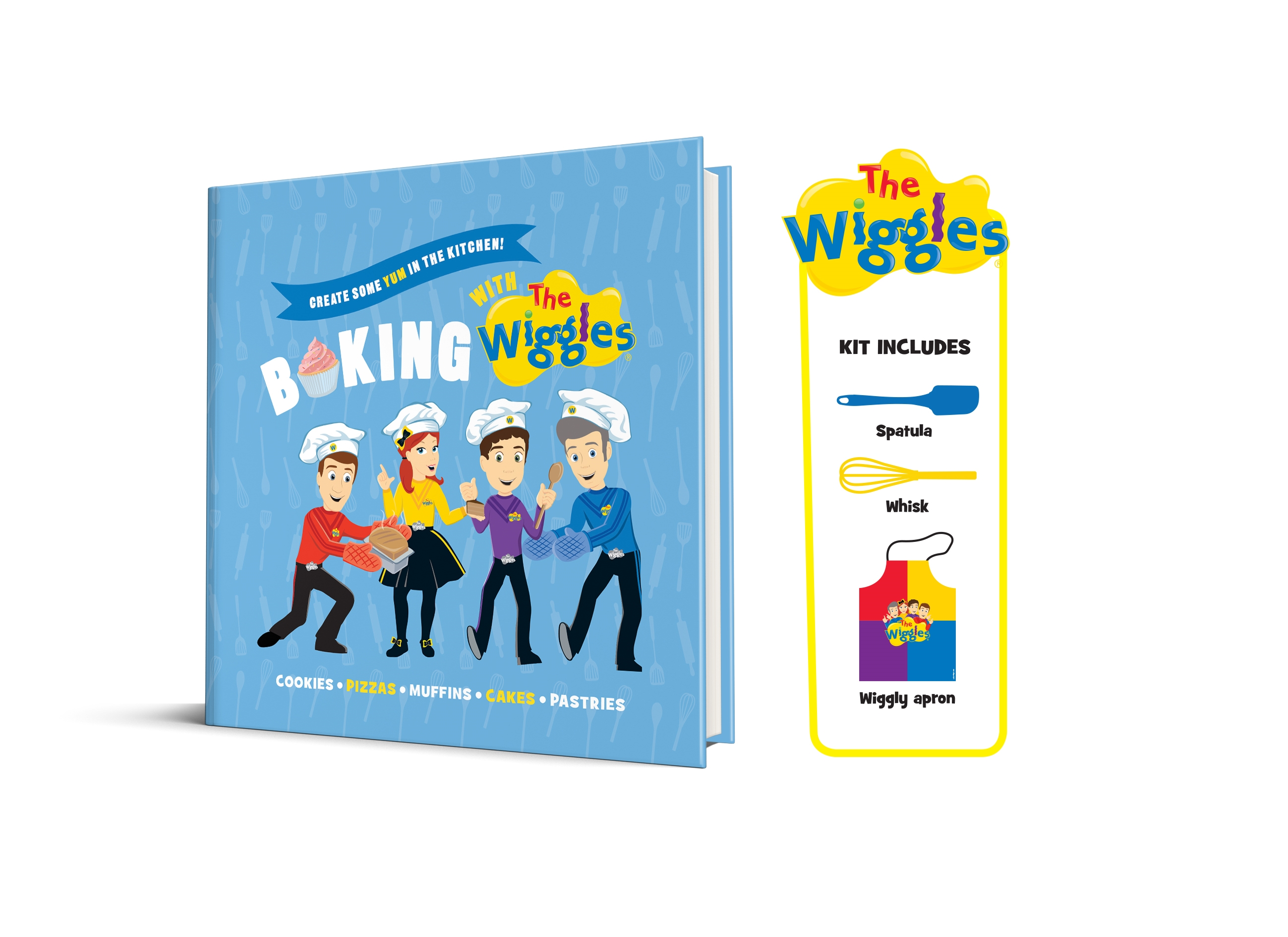 Baking with The Wiggles Boxed Set