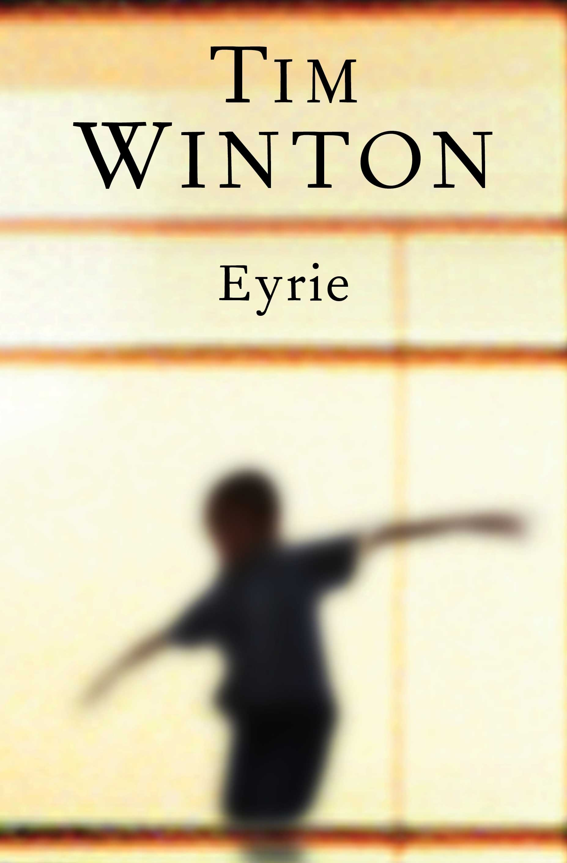 Book Cover:  Eyrie