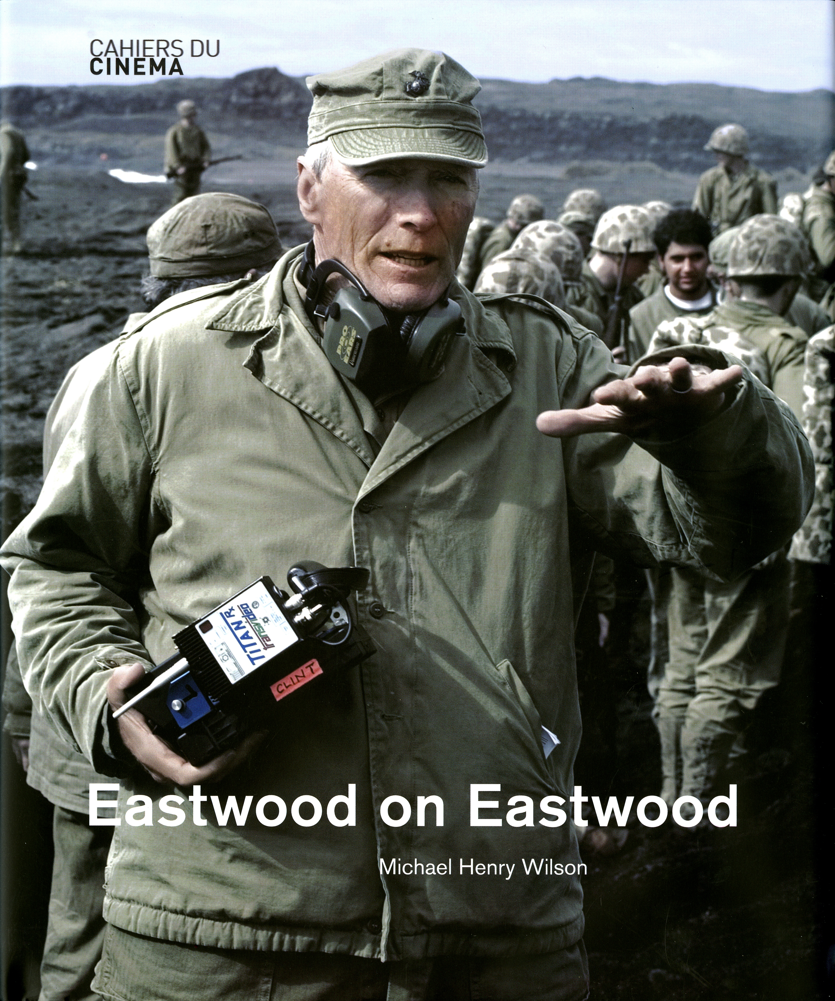 Book Cover:  Eastwood on Eastwood