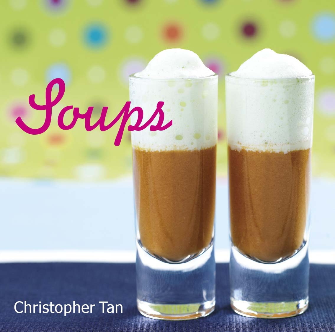 Book Cover:  Soups